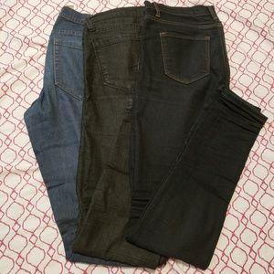 Skinny Jeans Bundle (3)
